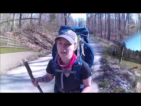 Hiking Indiana's Knobstone Trail