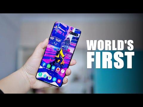 Samsung Galaxy S21 - WORLD'S FIRST!