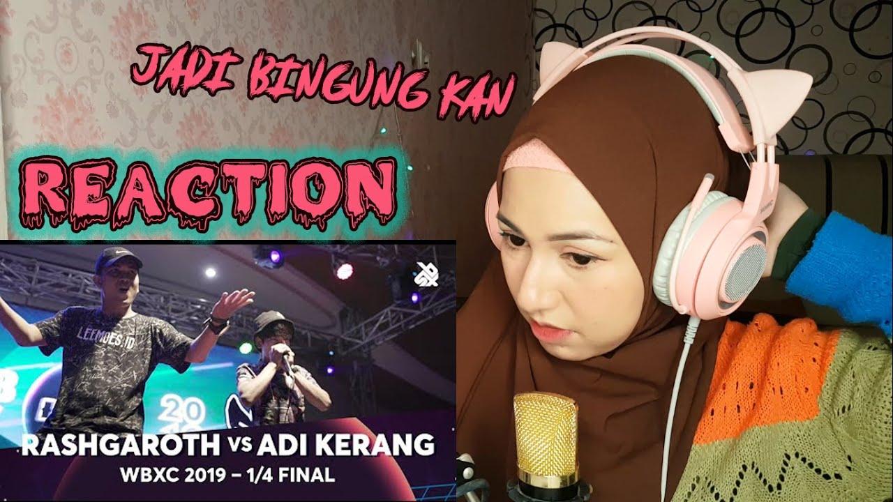Reaction rashgaroth vs adi kerang