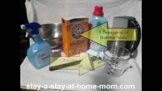 Homemade Febreeze - Make Fake Febreze