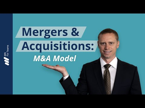 Mergers & Acquisitions (M&A) Model