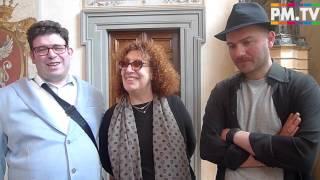 Athina Cenci a Perugia per la distrofia muscolare(Piacere Magazine ha incontrato l'attrice che ha presentato alla Sala Rossa del Comune di Perugia il documentario sulla distrofia muscolare che la vedrà ..., 2015-04-15T09:48:54.000Z)