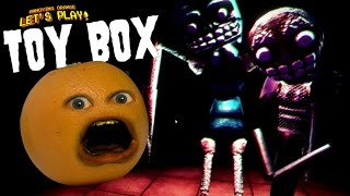 Annoying Orange Plays - ToyBox (SCARY PAC-MAN!)
