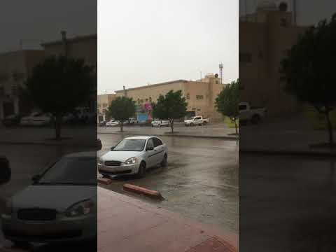 Today rain in Saudi Arabia in Riyadh