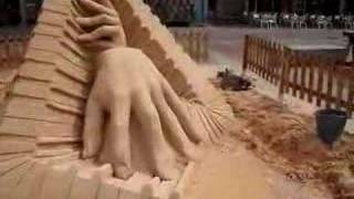 Campeonato de escultura de areia II