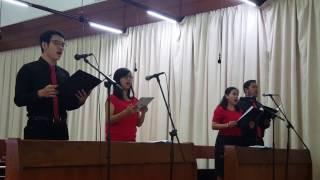Jadikan Hatiku Istana Cinta-Mu by Carmen Divina Choir