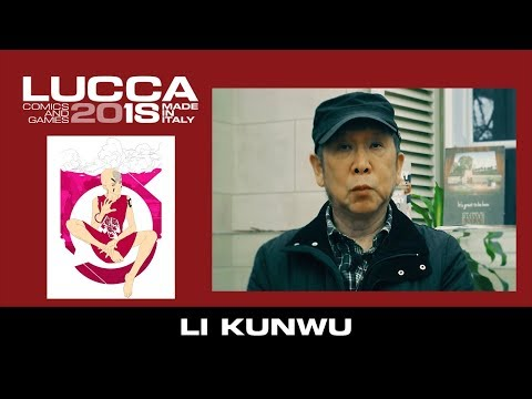 [Lucca Comics & Games Shortlight] Li Kunwu