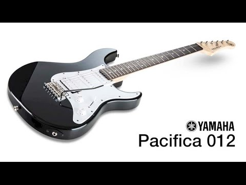 yamaha pacifica 012 electric guitar overview youtube. Black Bedroom Furniture Sets. Home Design Ideas