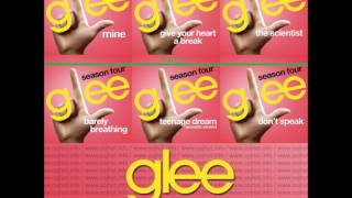Glee - The Break Up songs compilation (Part 1) [HD]