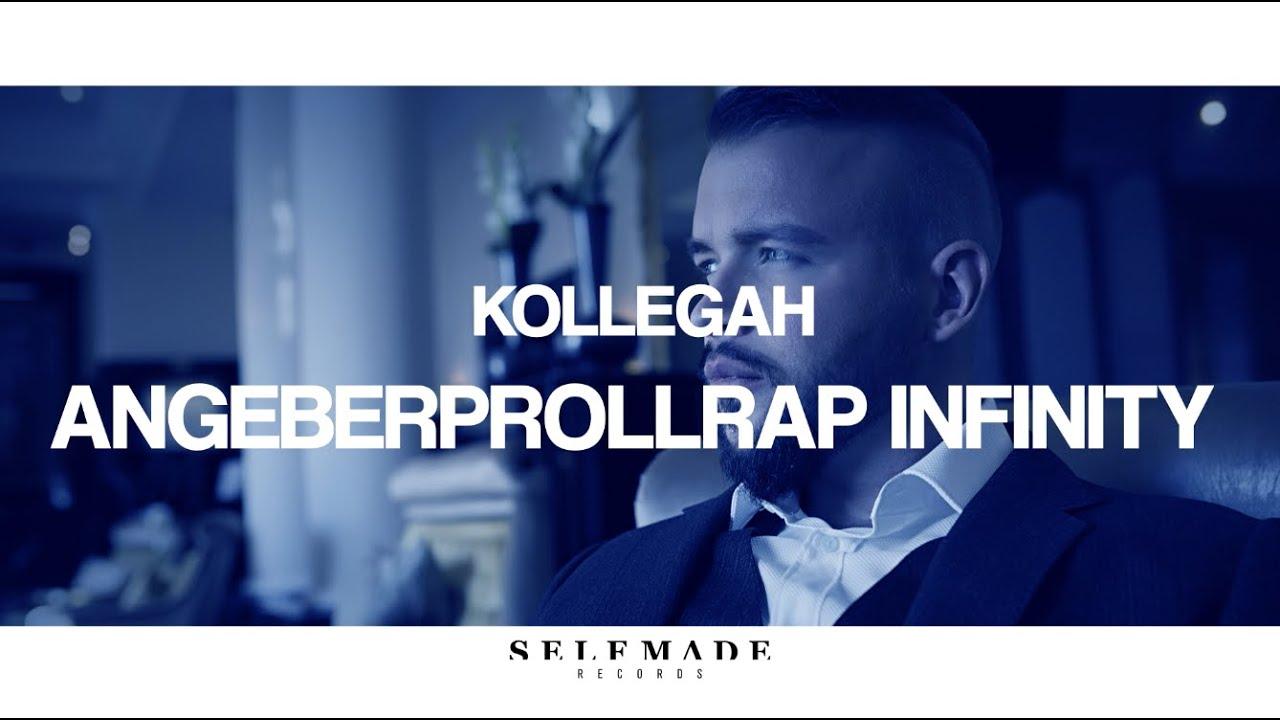 Kollegah - Angeberprollrap Infinity (Lyric Video)