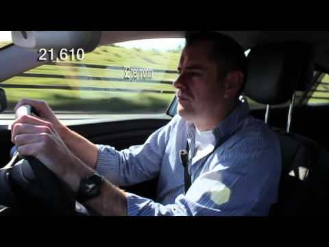 The first Irish road test of the Renault Fluence ZE
