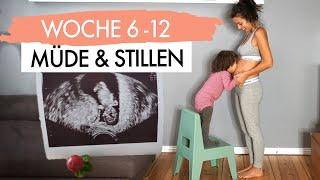 SCHWANGERSCHAFTS UPDATE DIE ERSTEN DREI MONATE MIT BABY NUMMER 2 | EILEENA LEY