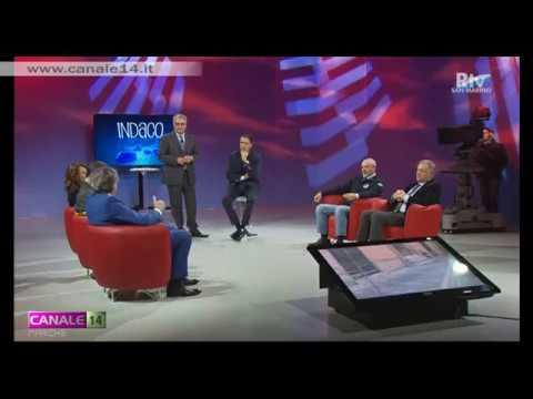 Il sindaco di Tolentino ospite a RTV San Marino parla del post sisma