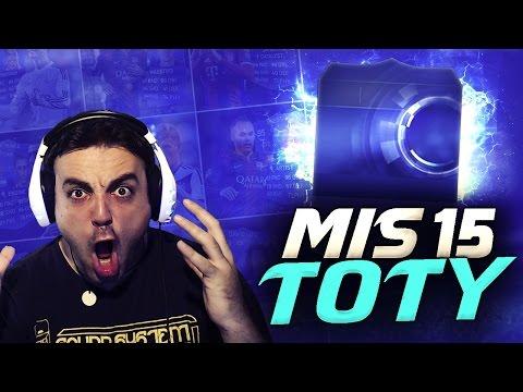 FIFA 15 | MIS 15 TOTY | #15TOTYDoctorePoLLo