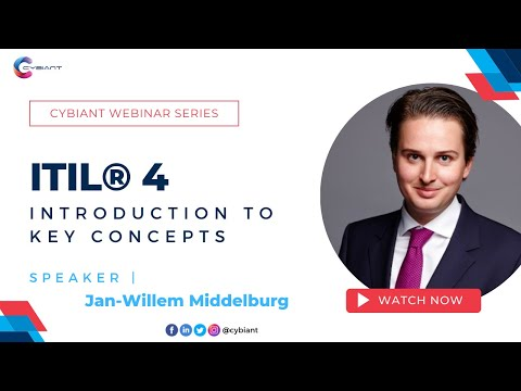 ITIL 4  - Introduction to Key Concepts