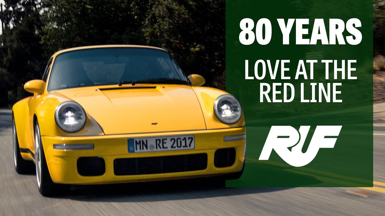 RUF: Love At The Red Line