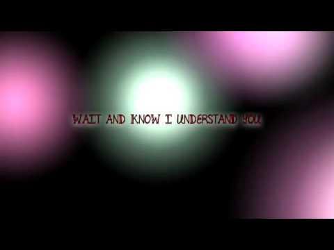 Flyleaf Again lyrics on screen
