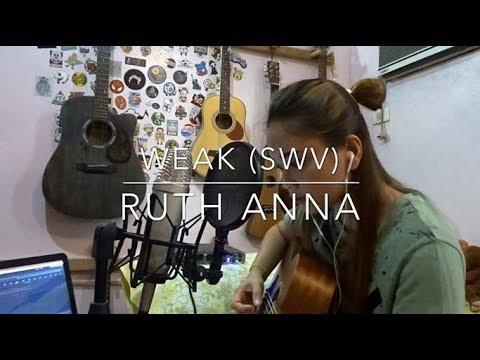 Weak (SWV) Cover - Ruth Anna