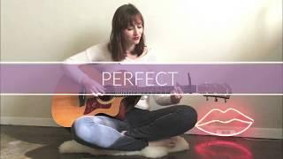 Perfect - Ed Sheeran (Acoustic Cover by Megan Dettrey)