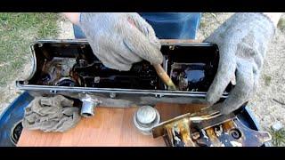 видео Очистка системы вентиляции картера на ВАЗ 2113, ВАЗ 2114, ВАЗ 2115