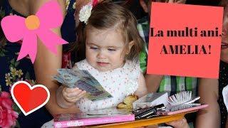 Amelia A Implinit Un An! Ce A Ales De Pe Tavita?