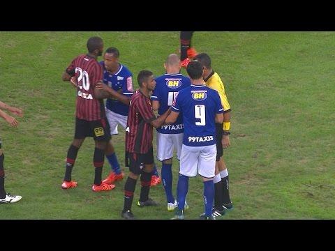 Atletico Paranaense 2-2 Cruzeiro (MG)