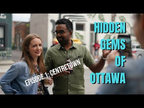 Where are the hidden gems of Ottawa?