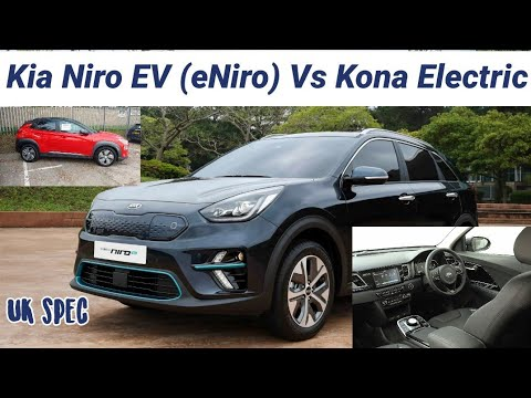 kia-eniro-vs-hyundai-kona-electric---niro-phev-test-drive