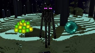 Minecraft Best Enderman Farm + XP +  Ender Pearl Easy