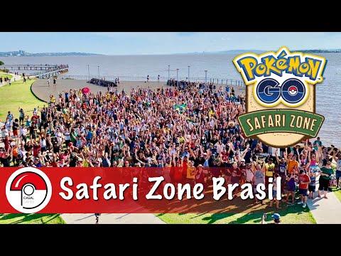 Opinião sincera sobre o Safari Zone - Pokémon GO thumbnail