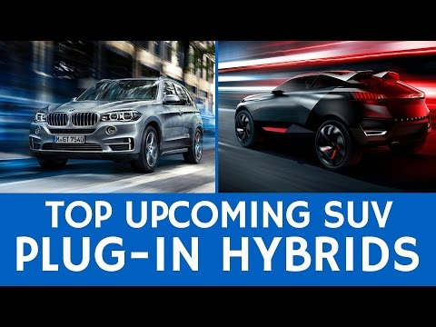 Best Plug-In Hybrid SUV: Top 5 Upcoming Crossover Concepts