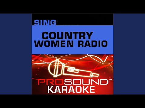 Angels In Waiting (Karaoke Instrumental Track) (In the Style of Tammy Cochran)