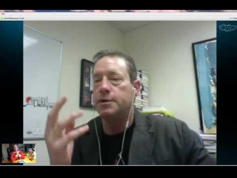 David Meerman Scott on News Jacking