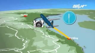 (VTC14)_Vì sao máy bay Vietnam Airlines xịt lốp?