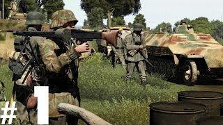 Играем в: Iron Front Liberation 1944 - Немецкая кампания #1