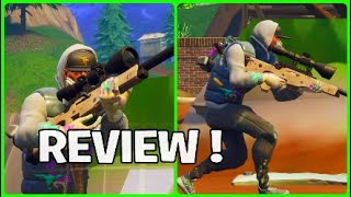 IS THE *ABSTRACT* SKIN WORTH IT ? - Fortnite Battle Royale (Fortnite Skin Review #3)