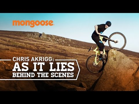 CHRIS AKRIGG - AS IT LIES - Behind The Scenes