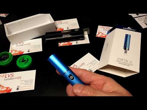 Airis 8 Concentrate Nectar Straw/Coil Shatter Pen Introduction