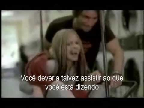 Avril lavigne(B-side) - Move Your Little Self On (legendado pt-br)