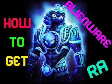 Alienware ra skin code giveaways