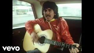 Watch George Harrison Faster video