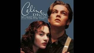 Céline Dion - My Heart Will Go On (Piano Acoustic) [Titanic 20th Anniversary Soundtrack]