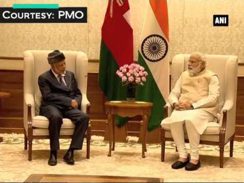 Oman Foreign Affairs Minister calls on Prime Minister Narendra Modi - ANI News