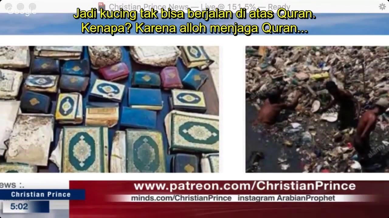 Atheis Dicap Sebagai Teroris di Arab Saudi; Fenomena Tsunami Murtad Tinggalkan Islam Timur Tengah