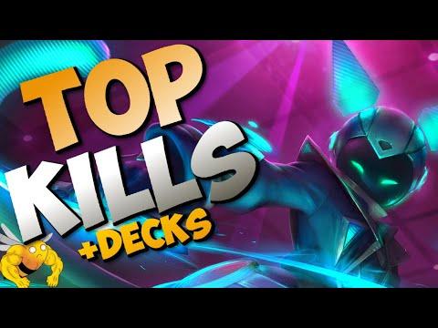 Paladins Pro | MAEVE TOP KILLS + DECKS