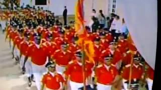 Panama - desfiles patrios Nov 3 2011- Los Bomberos Parte 2
