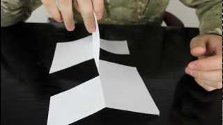 An impossible figure! (illusion)
