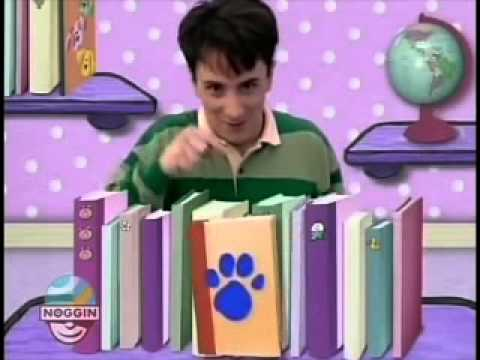 4=Blues clues full episodes What Time Is It for Blue full ...