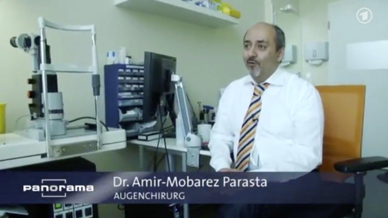 ARD Panorama über Augenlaserketten -  Rendite statt Medizin