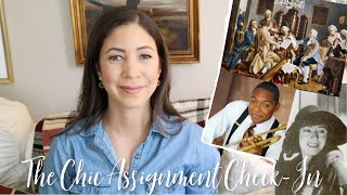 The Chic Assignment Check-In | Haydn + Dorothy Parker